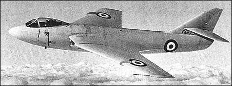 Hawker P-1081